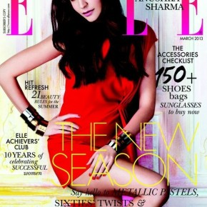 This month in Elle: Why I Write